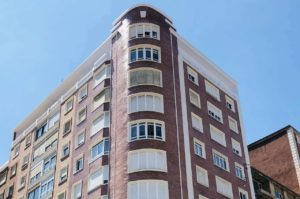 Reforma de fachada en Floranes