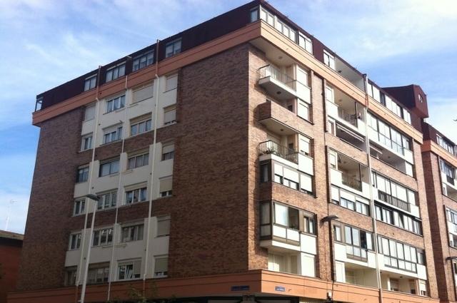 Reforma de fachada en Santander