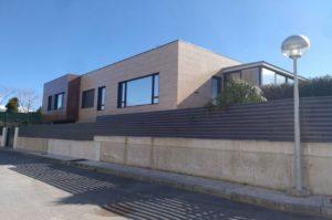 Construcción de chalet en Liencres