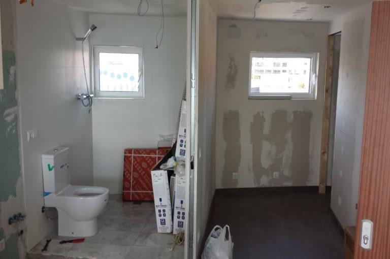 Reforma apartamento castelar