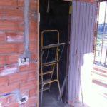 Construcción de chalet en Oruña 2018